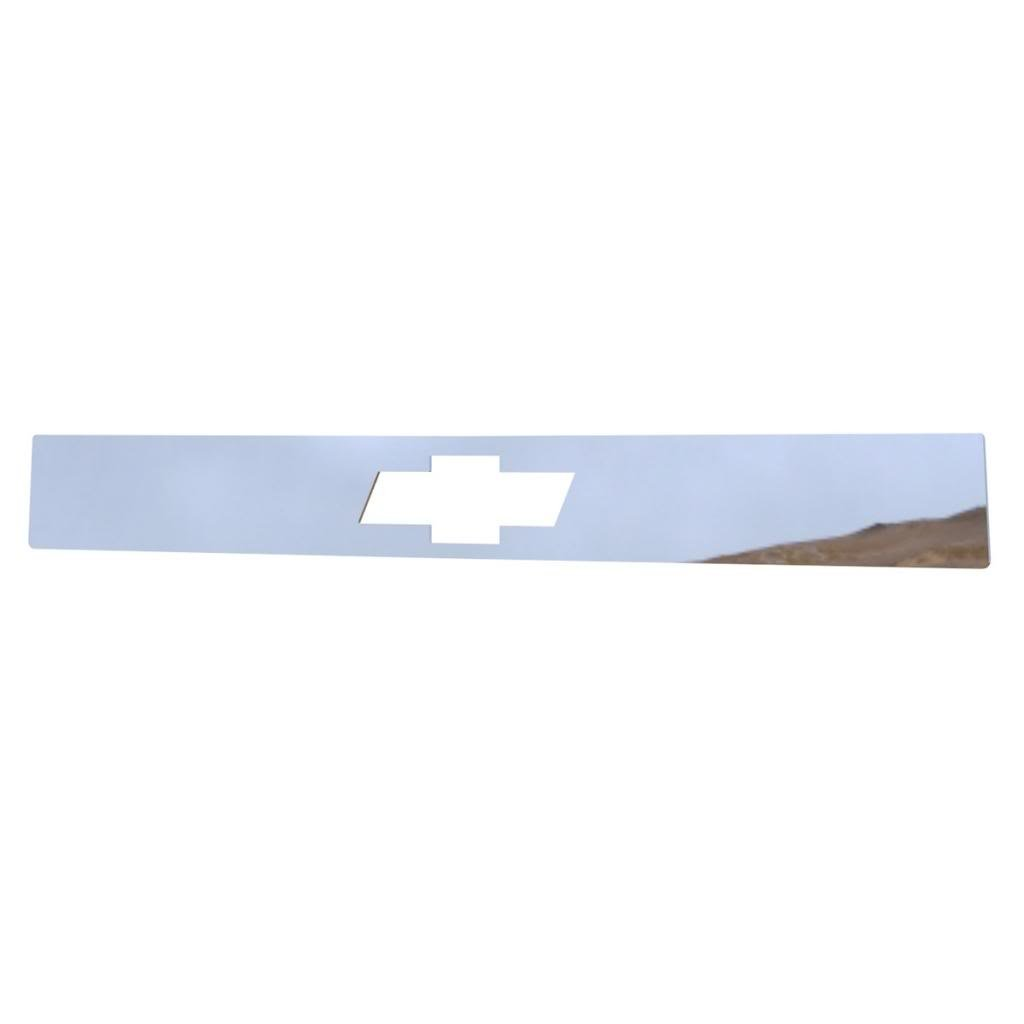 2010-2013 Chevy Camaro OTH-117-05 Ferreus Industries Polished Stainless Trunk Trim fits