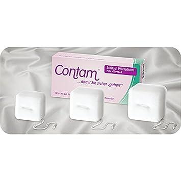 Contam Dice Vaginal Pessary Starter Set Amazon Health