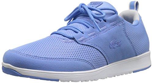 Lacoste Womens L.ight 216 1 Fashion Sneaker Blu