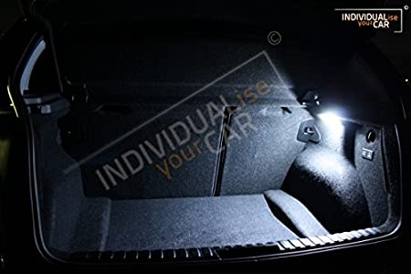 Innenraumbeleuchtung Set Für 1er E87 Cool White Auto
