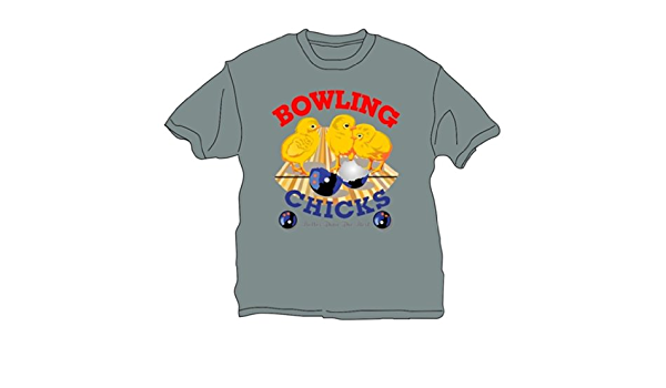 Bowlerstore Products Bowling Chicks T-Shirt White