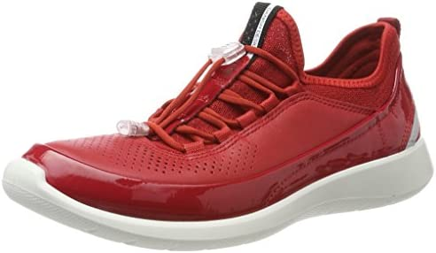 ECCO Soft 5 Women's Shoes, 36 EU, Chilli RedTomato: Amazon