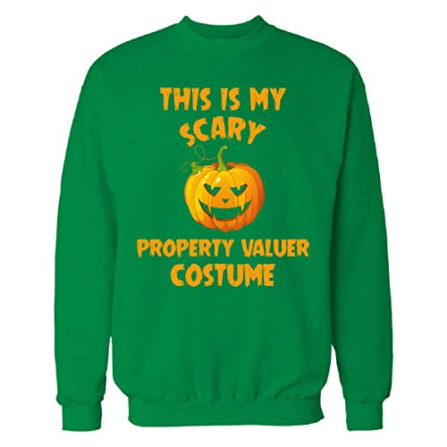 This Is My Scary Property Valuer Costume Halloween Gift - (Property Brothers Halloween Costumes)