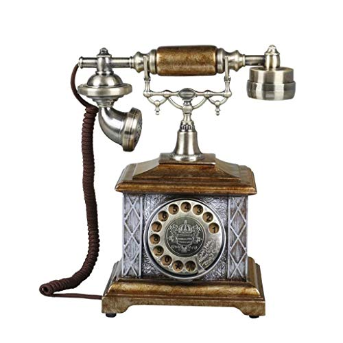 Design European Style - SCFGDH Telephone, Vintage Design, European Style, Retro Style (Color : B)