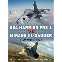 Sea Harrier FRS 1 vs Mirage III/Dagger: South Atlantic 1982