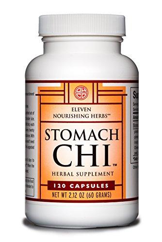OHCO estomac Chi 120 Capsules - remède de fines herbes pour l'Indigestion - symptomes de brûlures d'estomac, Reflux acide, les intolérances alimentaires, les effets de perte de poids et plus - restaurer votre fonctionnement digestif