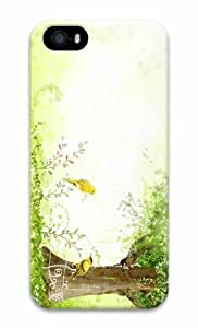 iPhone 5 3D Hard Case Summer Art 1