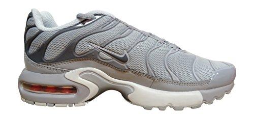 Nike Air Max Plus Tn (gs) Jeunesse Sneaker Loup Gris Foncé 035
