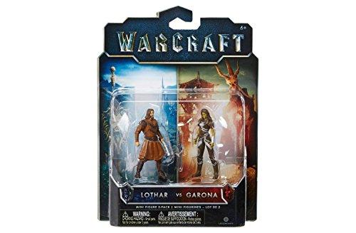 World-of-Warcraft-Lothar-vs-Horde-Warrior-Lothar-vs-Garona-Alliance-Soldier-vs-Durotan-Alliance-Soldier-vs-Horde-Warrior-Total-of-8-Mini-Figures