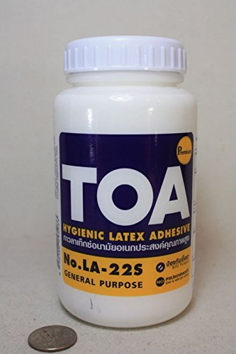 toa-premium-quality-hygienic-general-purpose-latex-adhesive-glue-8-oz248g-1-pcs