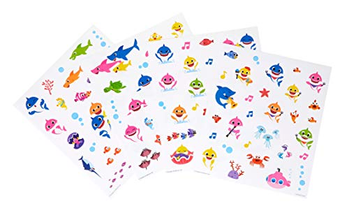41uKMEuo5aL - Crayola Baby Shark, Gift for Kids, Ages 3, 4, 5, 6