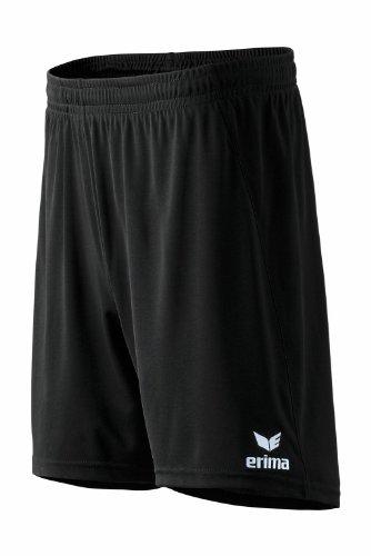erima Kinder Shorts Rio 2.0, schwarz, 164 (UK 28) (Sport Gr. ERIMA 3), 315011