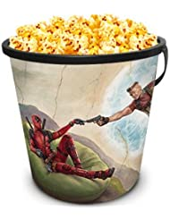 Marvel Comics: Deadpool 2 Movie Theater Exclusive 130 oz Plastic Popcorn Tub