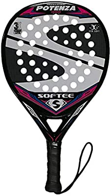 Pala Padel Softee Potenza Woman Junior: Amazon.es: Deportes y aire ...