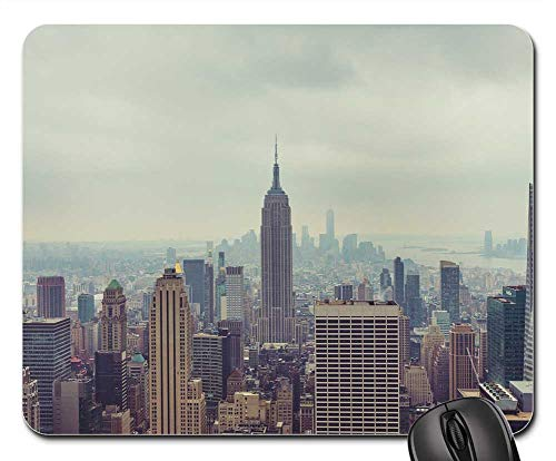 Mouse Pads - New York City Skyline Empire State Buildings ()