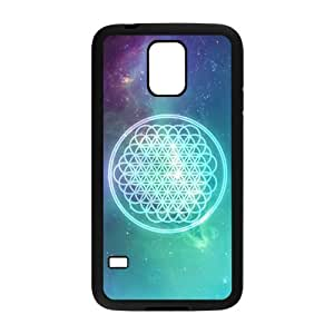 Danny Store Protective TPU Rubber Case Cover for Samsung Galaxy S5 - Bring Me The Horizon