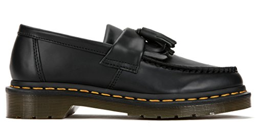 Dr. Martens Adrian Giallo Punto Nappa Mocassino, R22209 (uk 7 (us Mens 8 Womens 9), Nero)