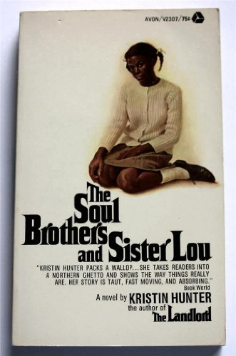 The Soul Brothers and Sister Lou -  Kristin Hunter, Paperback
