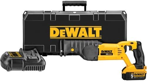 DEWALT 20V MAX Cordless Reciprocating Saw Kit DCS380P1