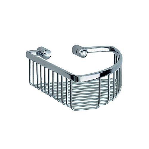 (Smedbo LK374 Loft Soap Basket Polished Chrome by Smedbo)