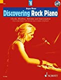 img - for Discovering Rock Piano vol 1: Chords, Rhythms, Melodies and Improvisation Bk/CD (The Schott Pop Styles Series) book / textbook / text book