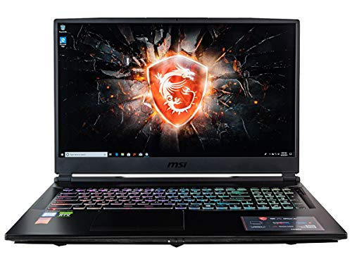 CUK MSI GL75 Gamer Notebook (Intel i7-9750H, 32GB DDR4 RAM, 1TB NVMe SSD + 2TB HDD, NVIDIA GeForce RTX 2060 6GB, 17.3…