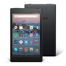Tablet Fire HD 8 | Pantalla HD de 8 pulgadas, 16 GB, negro, incluye ofertas especiales (8ª generación - modelo de 2018)