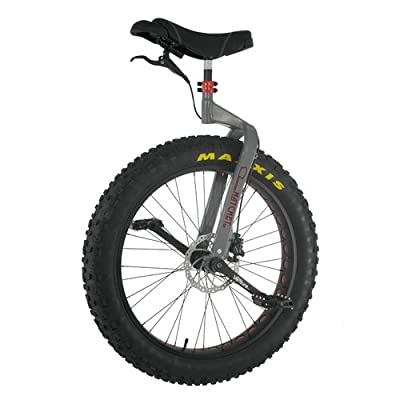 "Nimbus Hatchet 26"" Mountain Unicycle : Sports & Outdoors"