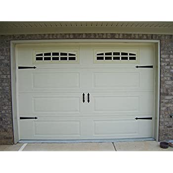 Coach House Accents Traditional Series Garage Door