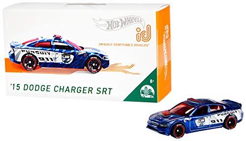 Hot Wheels id 15 Dodge Charger Hellcat SRT {HW Metro}