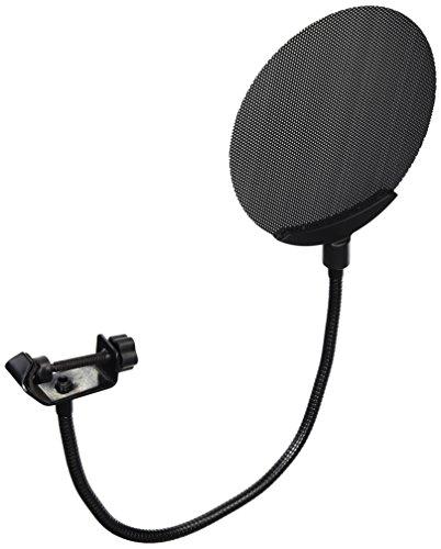"Dragonpad pop filter ® 5.4"" Studio Clamp On Microphone Pop"
