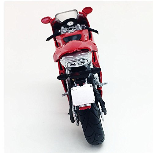 Amazon.com: Ducati 999 New Ray 1:12 Scale Die Cast Toy Collection  Motorcycle Model Collectible: Toys U0026 Games