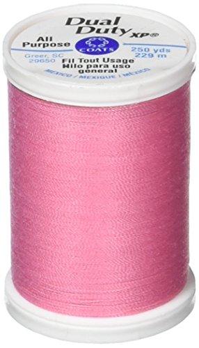 Coats: Thread & Zippers S910-1350 Dual Duty XP General Purpose Thread, 250-Yard, Cotton Candy