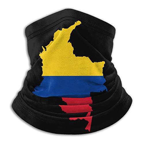 Colombia Flag Map Men Women...
