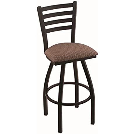 Holland Bar Stool Co 410 Jackie 36 Bar Stool With Black Wrinkle Finish And Swivel Seat Axis Willow