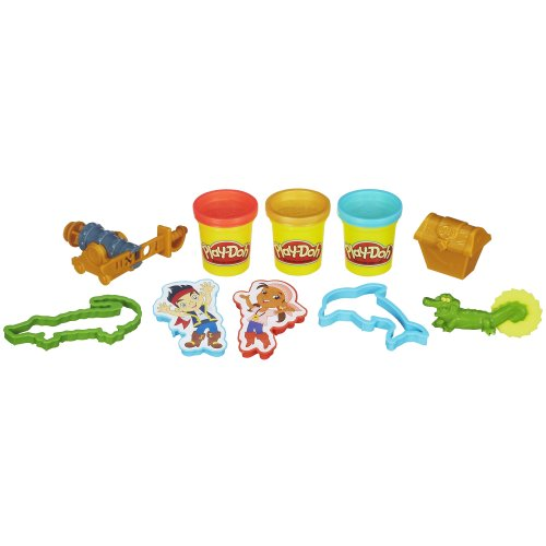 Play-Doh Disney Jake and The Neverland Pirates