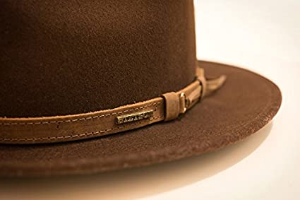 e24ada4b301 Image Unavailable. Image not available for. Color  Canvas Print Stetson  Felt Cowboy Hat Fedora Cowboy Hat Western Stretched Canvas 10 x 14