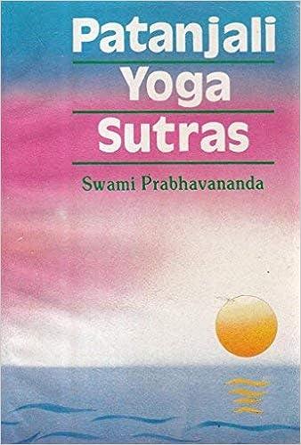 Patanjali yoga sutras: Swami Prabhavananda: 9788171202218 ...