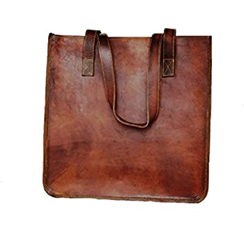 f34b3cff2ff3 Leather Vintage Gypsy bag Vintage tote bag shoulder bag Women leather top  handlebags Leather bags for women