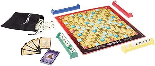 Scrabble Harry Potter: Amazon.es: Libros en idiomas extranjeros