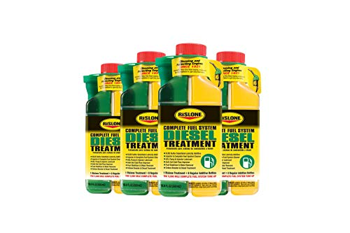 Rislone 4740-4PK Complete Diesel Fuel System Treatment 16 9 oz, (Pack of 4)