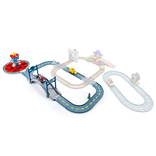 Large Product Image of PAW Patrol Launch N Roll Lookout Tower Track Set, Ages 3 & Up