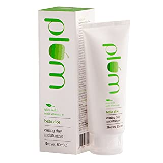 Plum Hello Aloe Caring Day Moisturizer, 60ml
