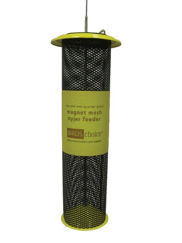 Yellow Nyjer Feeder - 4