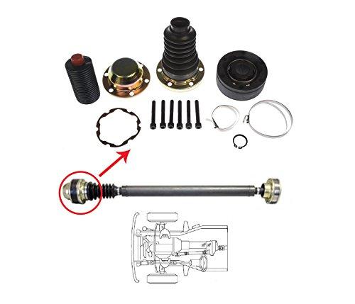 DTA KD-3-5099X Driveshaft Propshaft Joint Repair Kit Fits 2001-2004 Chrysler Town & Country AWD, Dodge Grand Caravan AWD