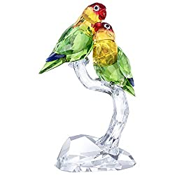 Multi-Color Crystal Lovebirds