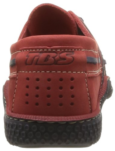 Encre D8b56 Rouge Tbs Bateau rouge Homme Chaussures Globek 0x4YP