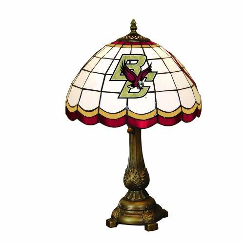 NCAA Boston College Tiffany Table Lamp - Academy Table Lamp