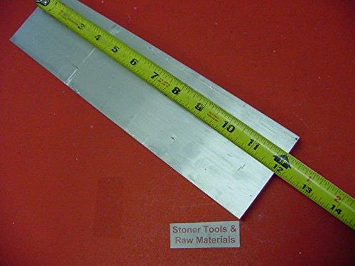 "5//8/"" X 2/"" ALUMINUM 6061 T6511 FLAT BAR 14/"" long Solid .625/"" Plate Mill Stock"