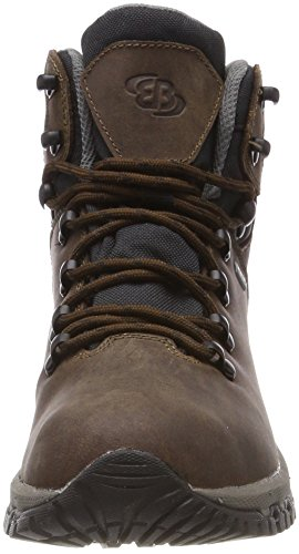 Braun Randonnée Marron Mixte Braun Brütting Mount Stuart de Chaussures Hautes Adulte q8qIwzFxZ